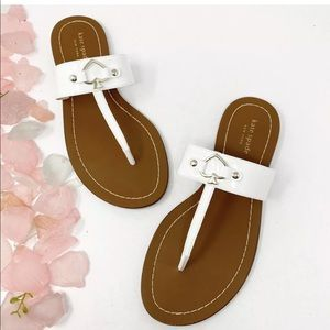 Kate Spade New York Flip Flop Cece Sandals 7.5